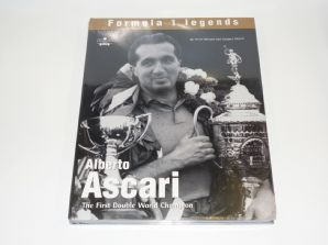 Alberto Ascari .The First Double World Champion ( Menard & Vassal 2004 )